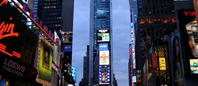Voyage à New York, Ville des Villes
