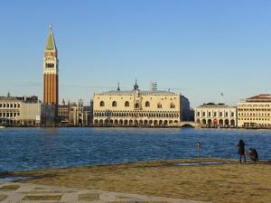 Venise la place saint Marc