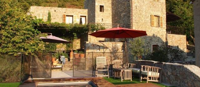Location en Corse : découvrez l'accueil en gîte rural