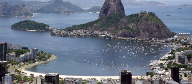 Au Brésil pour la Coupe du monde 2014