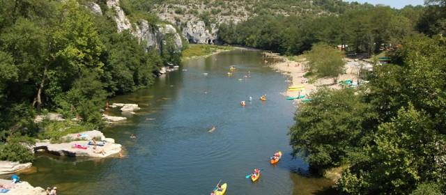 Camping Mazet : un séjour détente et sportif en Ardèche