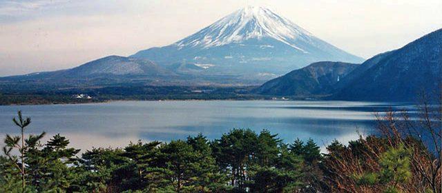 À la découverte du mont Fuji