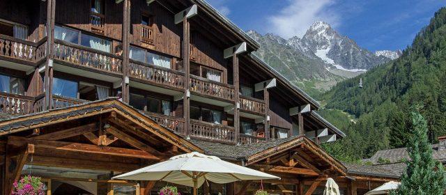 Hôtel Les Grands Montets : hébergement de charme à Chamonix