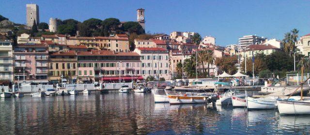 Week-end découverte à Cannes