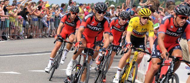 Le Tour de France prendra des couleurs en Auvergne