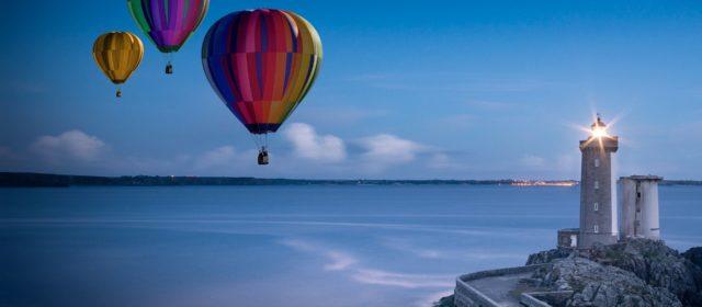 Baptême de montgolfière : une idée pour un week-end atypique