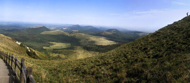 À la découverte du patrimoine naturel des volcans d'Auvergne